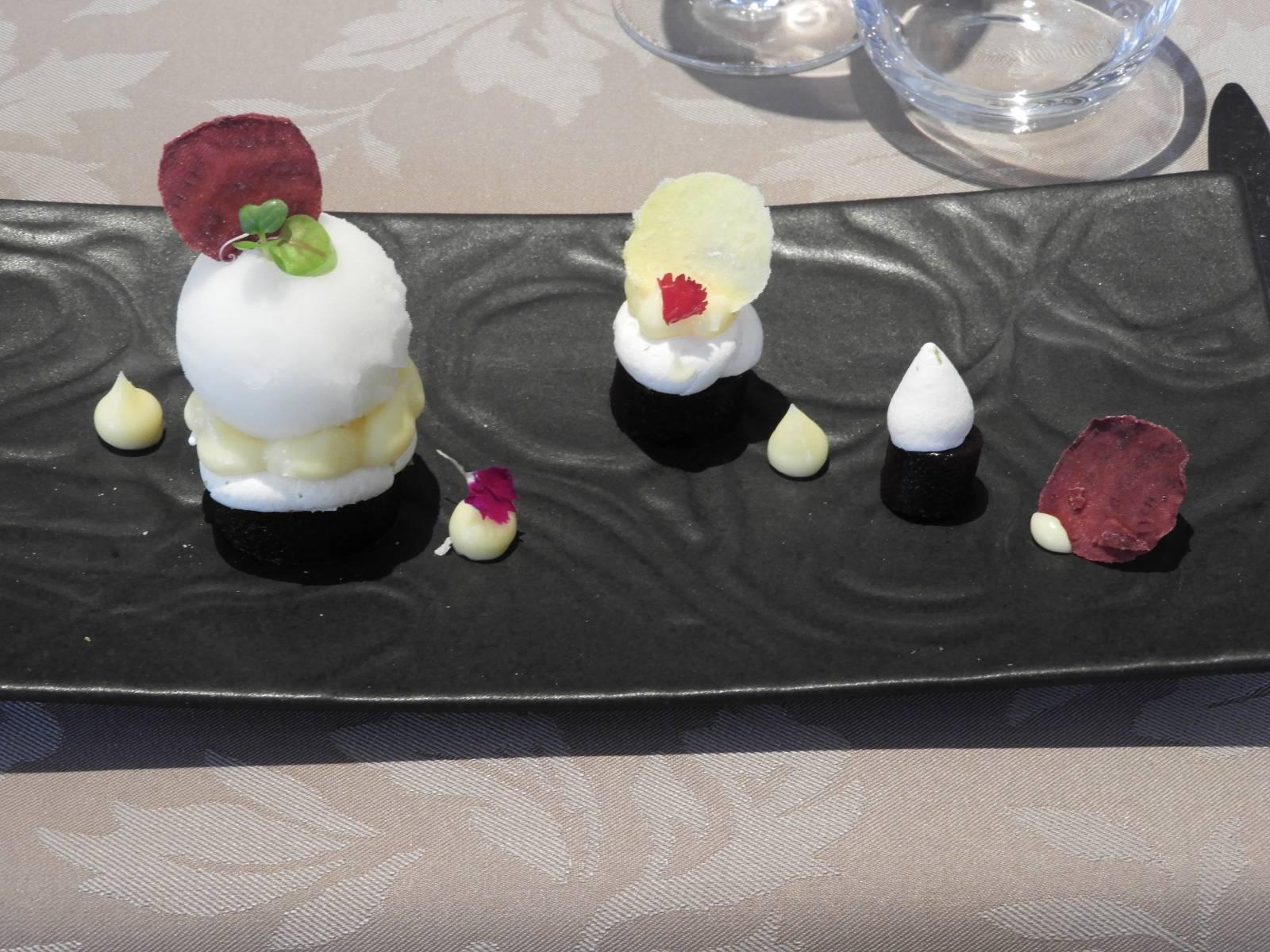 dessert citron betterave