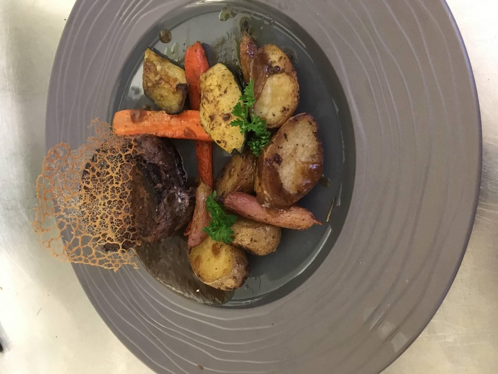 filet de bœuf chateaubriant